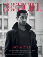 L'Officiel Hommes Magazine [Lebanon] (November 2016)