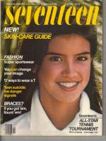 Phoebe Cates , Seventeen Magazine [United States] (April 1979)