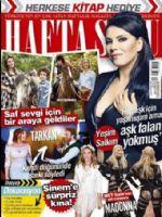 Haftasonu Magazine [Turkey] (11 May 2016)
