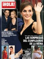 Hola! Magazine [Spain] (28 September 2016)