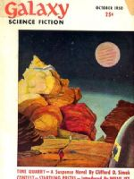 Galaxy Science Fiction Magazine [United States] (October 1950)