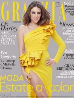 Grazia Magazine [Italy] (15 June 2017)