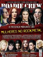 Roadie Crew Magazine [Brazil] (June 2016)