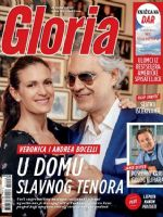 Gloria Magazine [Croatia] (15 February 2018)