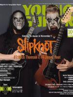Young Guitar Magazine [Japan] (October 2016)