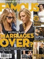 Famous Magazine [Australia] (19 November 2012)