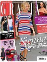 Grazia Magazine [United Kingdom] (26 January 2015)
