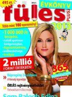 Füles Évkönyv Magazine [Hungary] (January 2013)