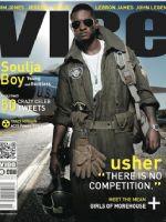 Vibe Magazine [United States] (November 2010)