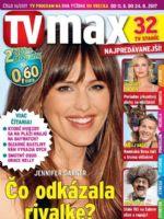 TV Max Magazine [Slovakia] (11 August 2017)