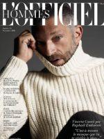 L'Officiel Hommes Magazine [France] (November 2018)