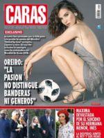 Caras Magazine [Argentina] (12 June 2018)