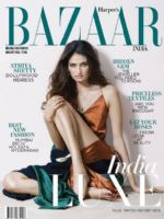 Harper's Bazaar Magazine [India] (August 2015)