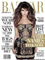 Harper's Bazaar Magazine [India] (February 2013)