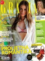 Grazia Magazine [Croatia] (May 2011)