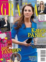 Grazia Magazine [South Africa] (1 October 2014)