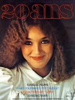 20 ans Magazine [France] (20 November 1974)
