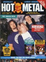 Hot Metal Magazine [Australia] (January 1992)