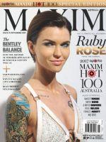 Maxim Magazine [Australia] (November 2017)