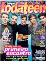 Toda Teen Magazine [Brazil] (March 2013)