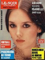 Le Soir Illustre Magazine [France] (12 April 1984)