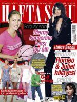 Haftasonu Magazine [Turkey] (28 October 2015)