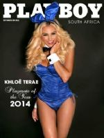 Playboy Magazine [South Africa] (September 2014)