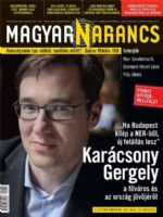 Magyar Narancs Magazine [Hungary] (4 April 2019)