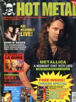 Hot Metal Magazine [Australia] (1 February 1992)