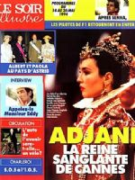 Le Soir Illustre Magazine [France] (11 May 1994)