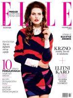 Elle Magazine [Slovenia] (December 2013)