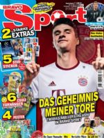 BRAVO sport Magazine [Germany] (22 September 2016)