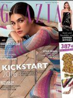 Grazia Magazine [India] (January 2016)