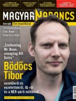 Magyar Narancs Magazine [Hungary] (18 April 2019)