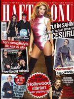 Haftasonu Magazine [Turkey] (19 October 2016)