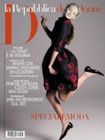 D magazine Magazine [Italy] (24 September 2005)