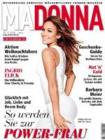 Madonna Magazine [Austria] (26 November 2016)