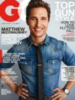 GQ Magazine [United States] (November 2014)