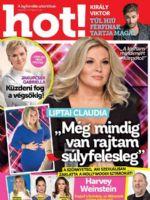 HOT! Magazine [Hungary] (19 October 2017)