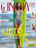 Grazia Magazine [Croatia] (August 2015)