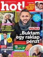 HOT! Magazine [Hungary] (2 November 2017)