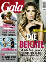 Gala Magazine [Germany] (8 January 2015)