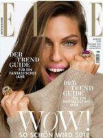 Elle Magazine [Germany] (January 2018)