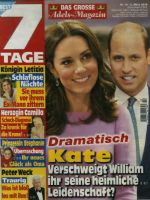 7 Tage Magazine [Germany] (3 March 2018)