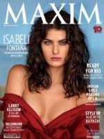 Maxim Magazine [India] (August 2016)