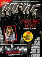 Metal Maniac Magazine [Italy] (May 2015)