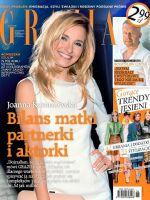 Grazia Magazine [Poland] (4 September 2014)