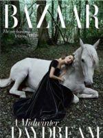 Harper's Bazaar Magazine [United Kingdom] (January 2018)
