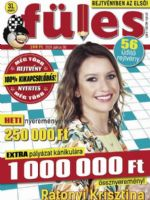 Fules Magazine [Hungary] (30 July 2019)