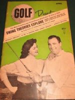 Golf Digest Magazine [United States] (April 1954)